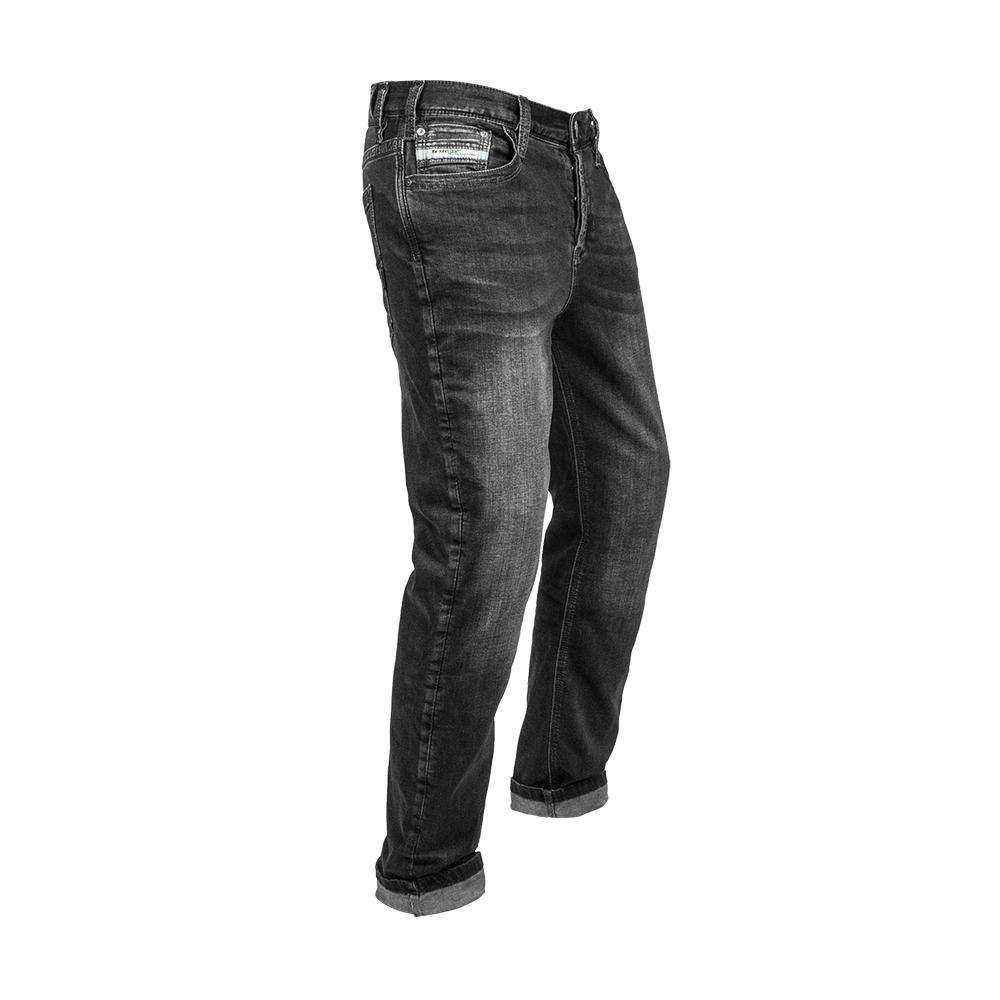 John Doe Original Jeans Motorista Negro XTM 2018 34/36