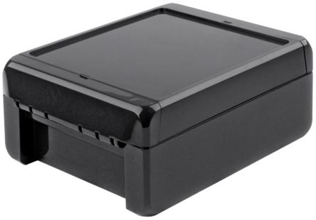 Bopla Bocube, Graphite Grey ABS Enclosure, IP66, IP68, Flanged, 151 x 125 x 60mm