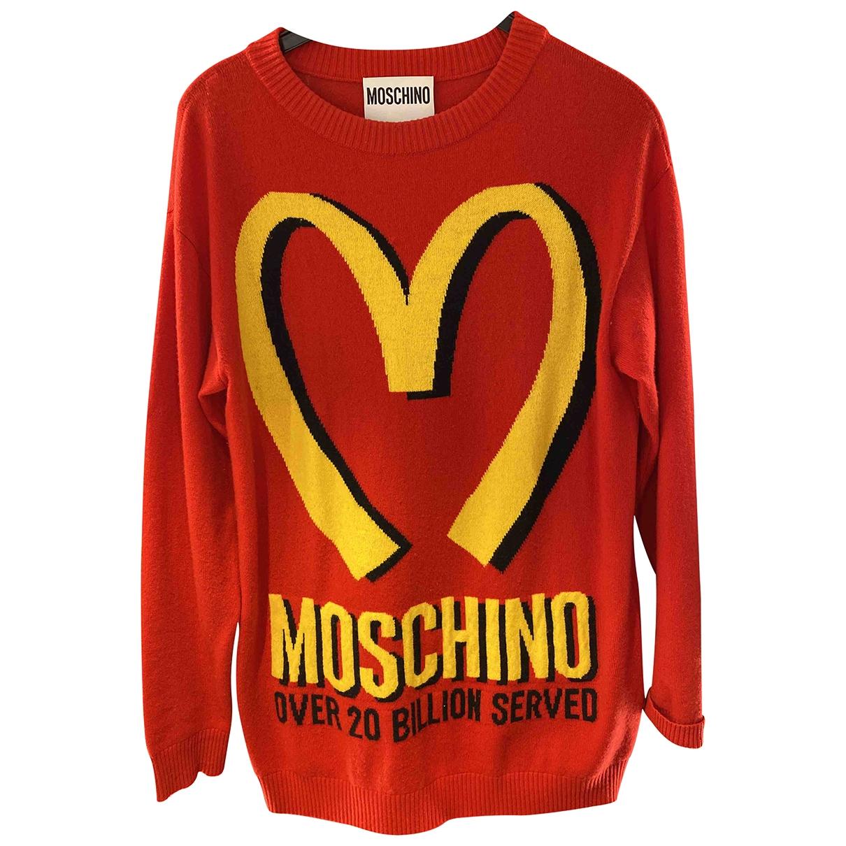 Sueter de Lana Moschino Cheap And Chic