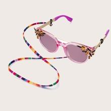 Colorful Glasses Chain Strap