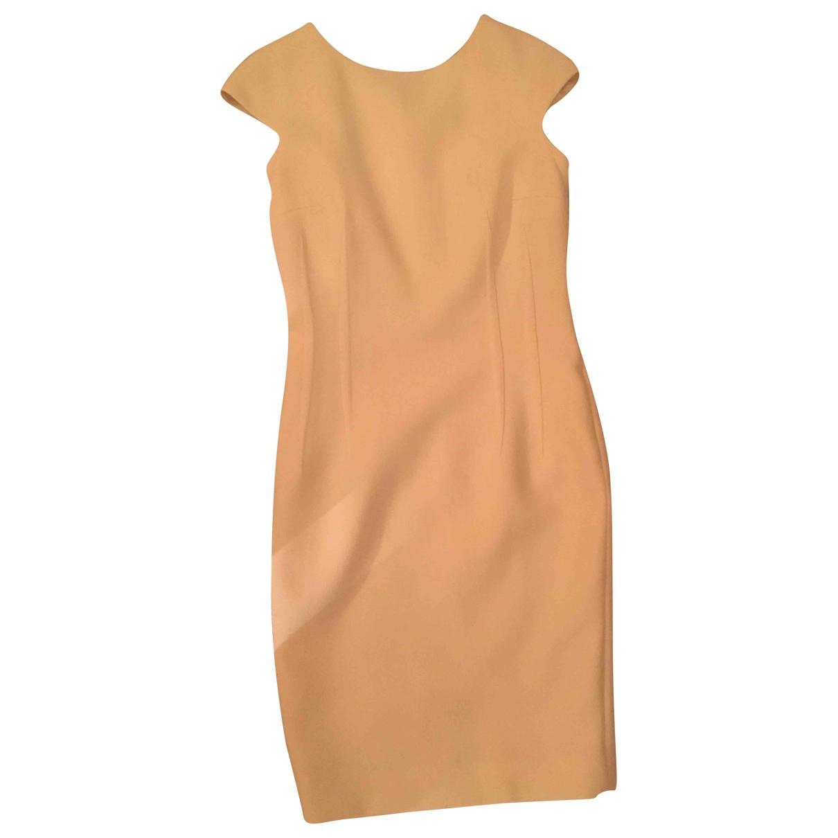 Michael Kors \N Kleid in  Ecru Wolle