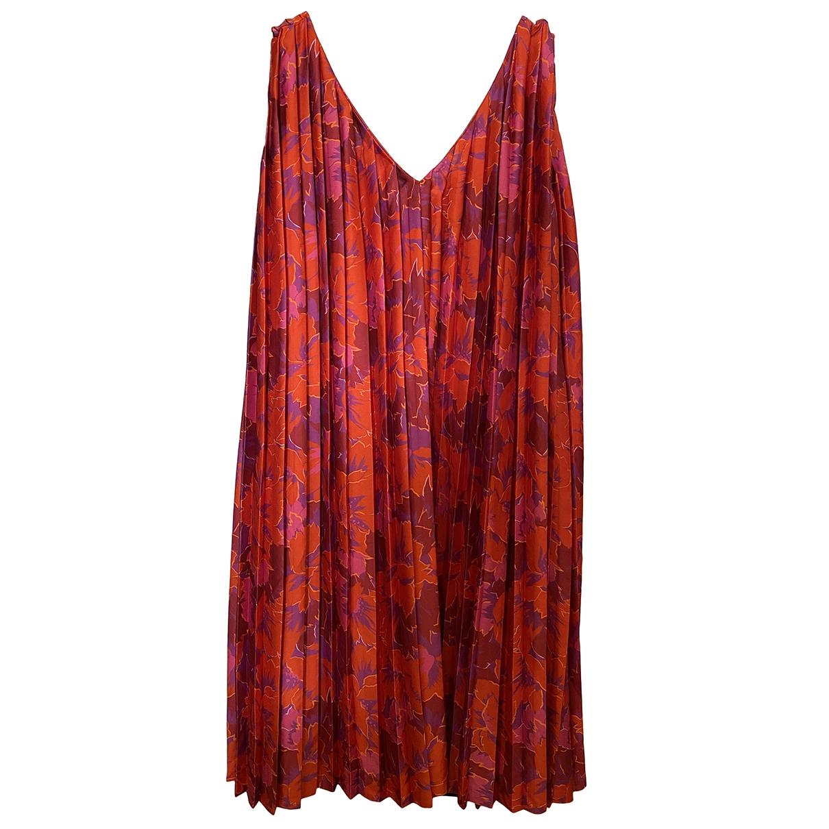 Mango - Robe   pour femme - rose