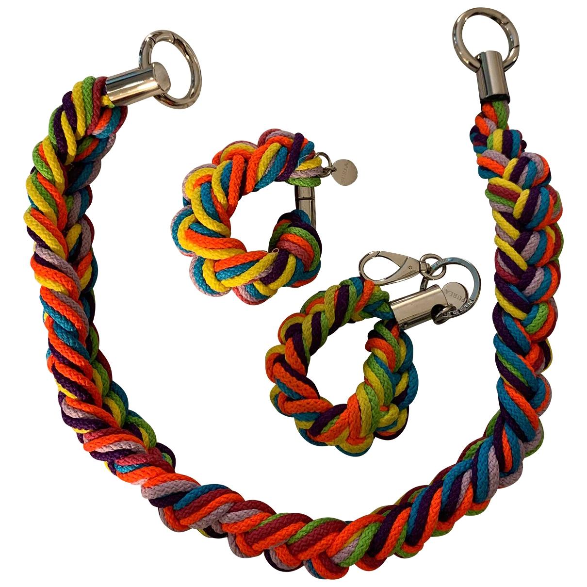 Furla - Parure   pour femme en metal - multicolore