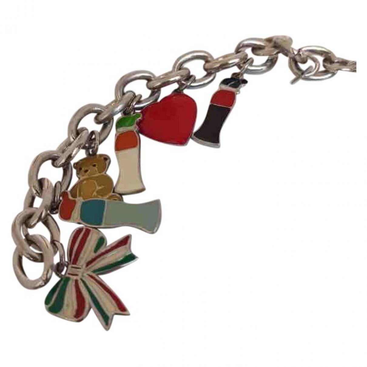 Moschino - Bracelet   pour femme en metal