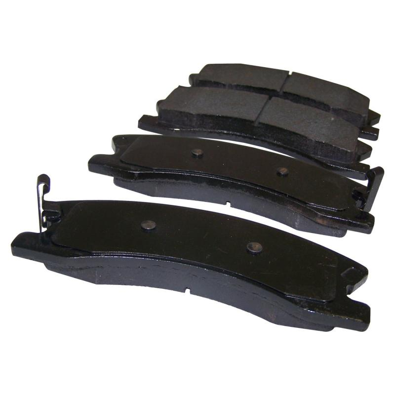Crown Automotive 5093183AD Jeep Replacement Disc Pads and Brake Shoes Jeep Grand Cherokee Front 1999-2004