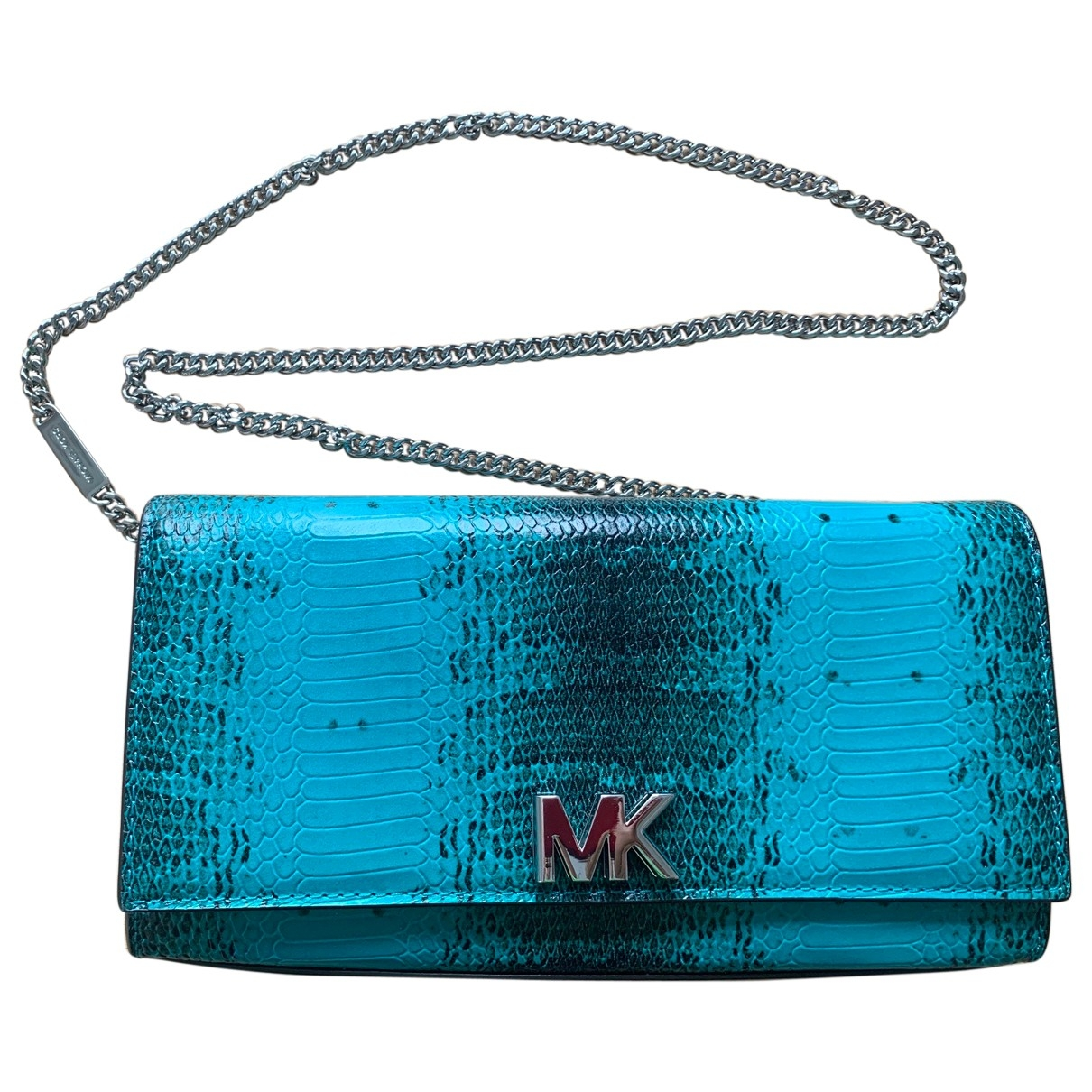 Michael Kors \N Turquoise Leather handbag for Women \N