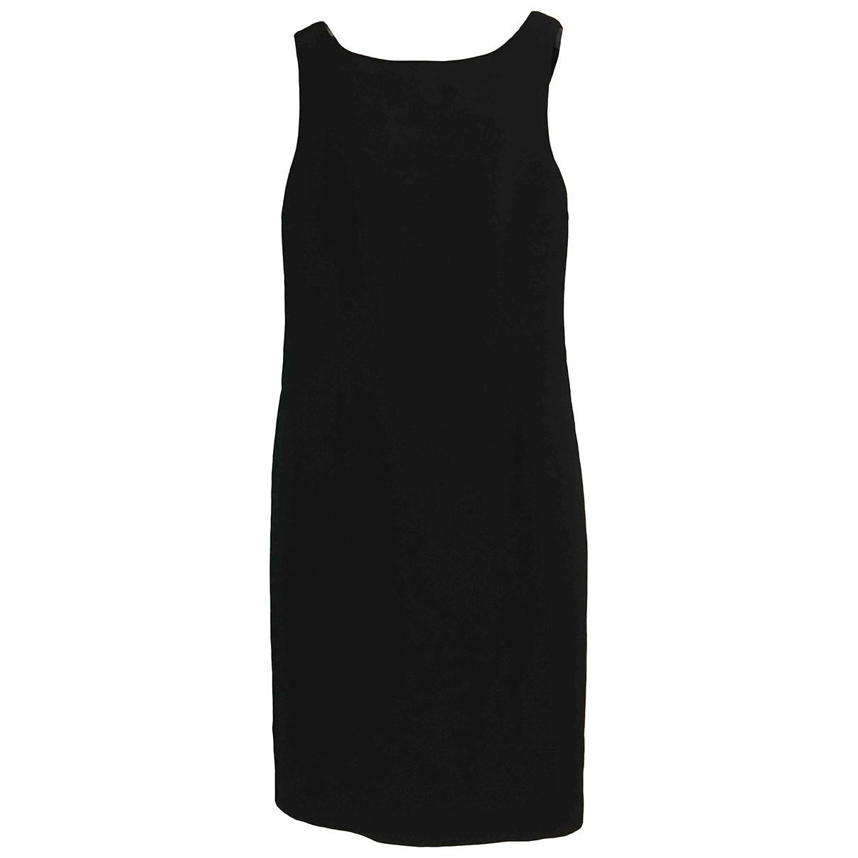 Michael Kors \N Kleid in  Schwarz Wolle