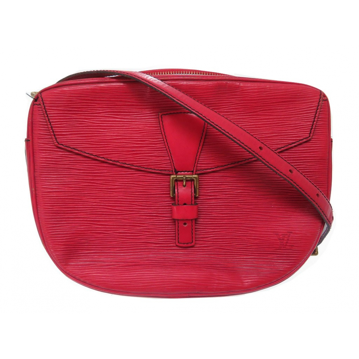 Louis Vuitton Jeune fille  Red Leather handbag for Women \N