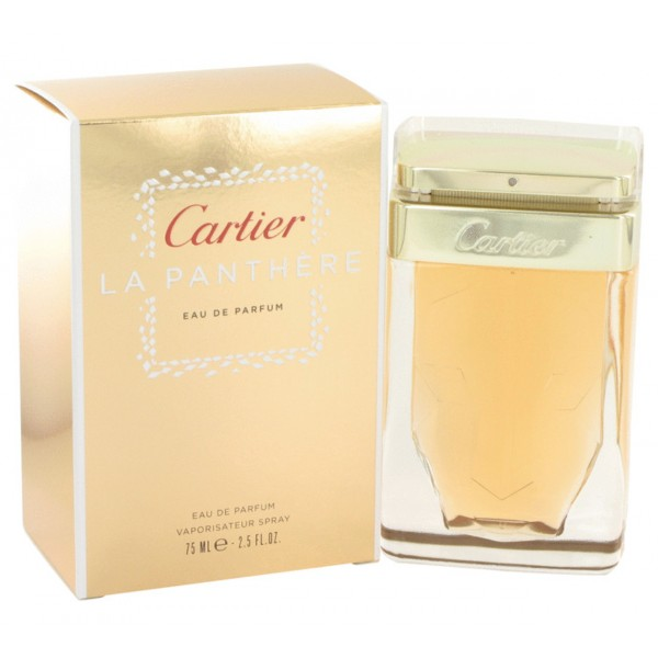 La Panthere - Cartier Eau de parfum 75 ML