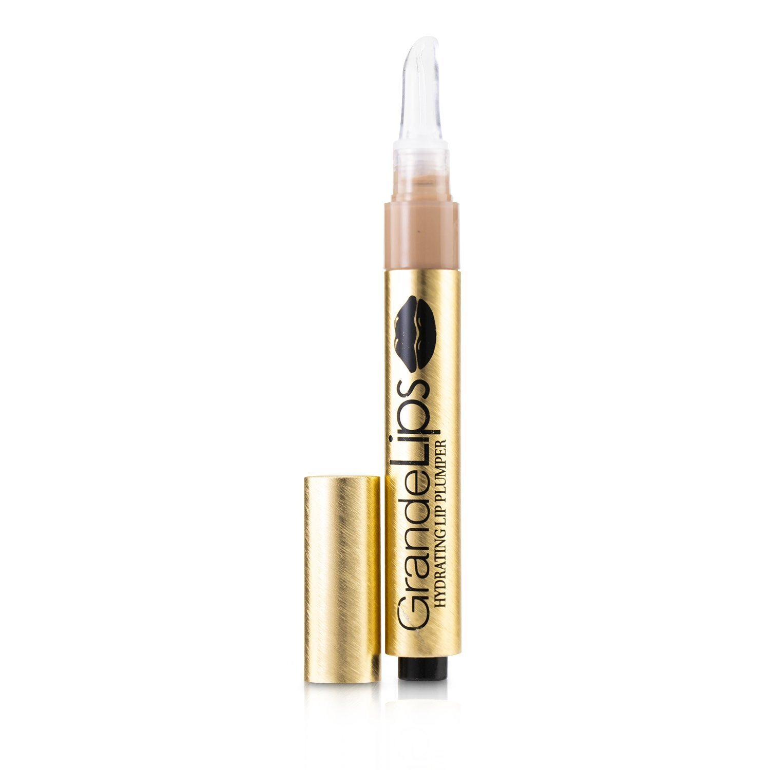 GrandeLIPS Hydrating Lip Plumper - Gloss - Barely There (light pale nude)