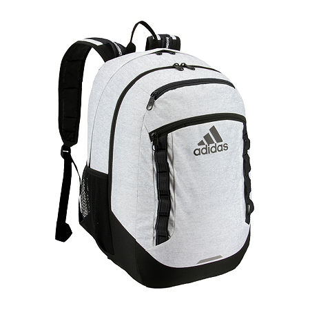 Adidas Excel V Backpack, One Size , White