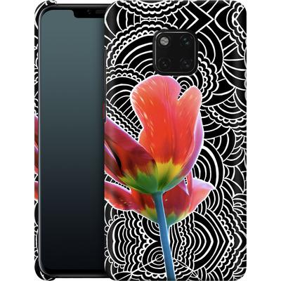 Huawei Mate 20 Pro Smartphone Huelle - Tulips von Kaitlyn Parker