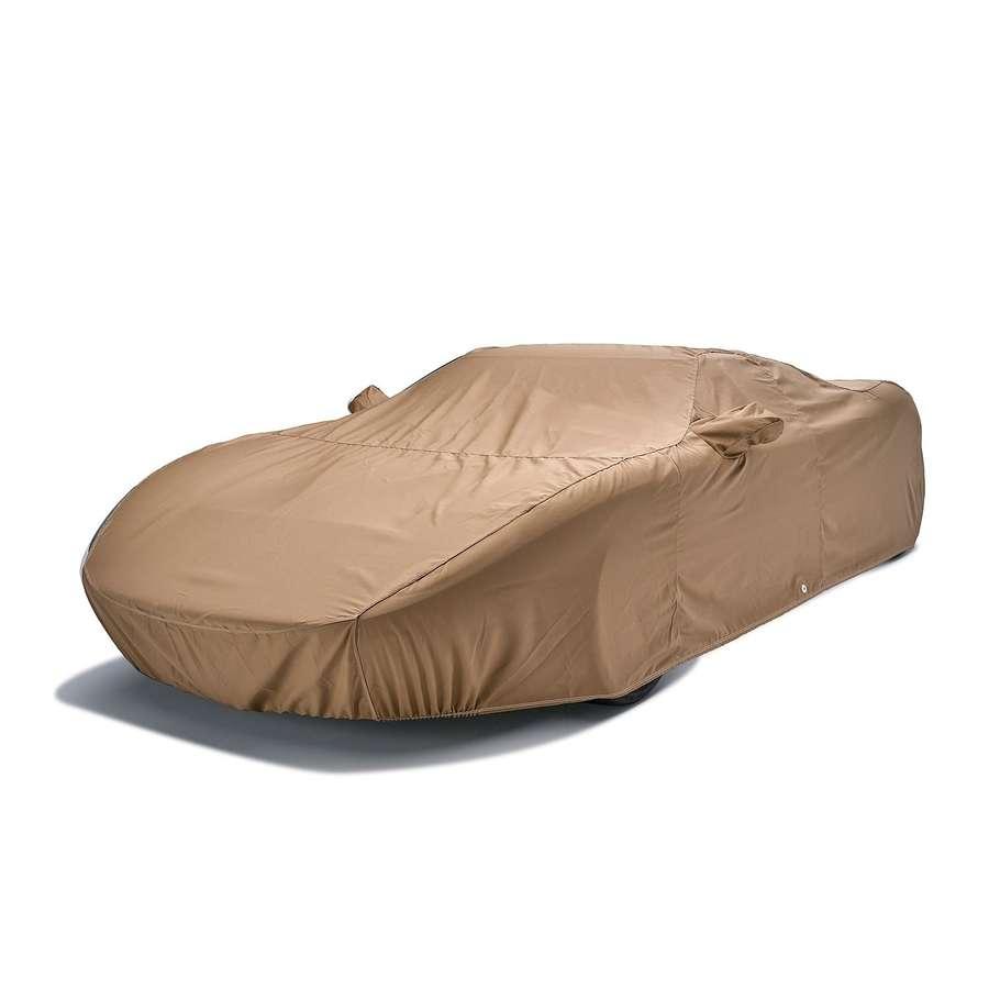 Covercraft C17268D6 Sunbrella Custom Car Cover Toast Fiat 500 2012-2018