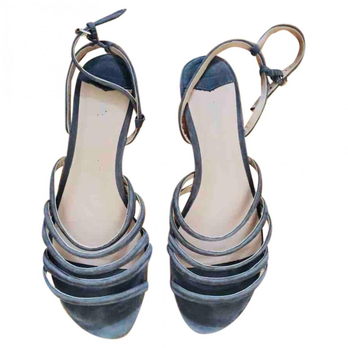 Tony Bianco \N Beige Suede Sandals for Women 41 EU