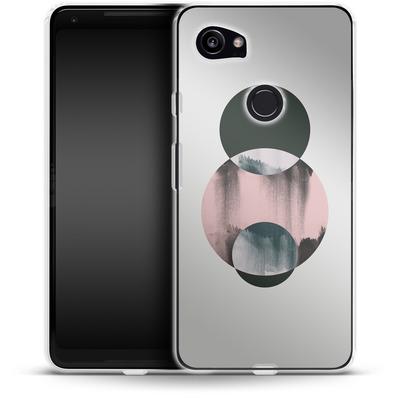 Google Pixel 2 XL Silikon Handyhuelle - Minimalism 14 von Mareike Bohmer