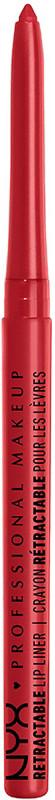 Retractable Lip Liner - Red