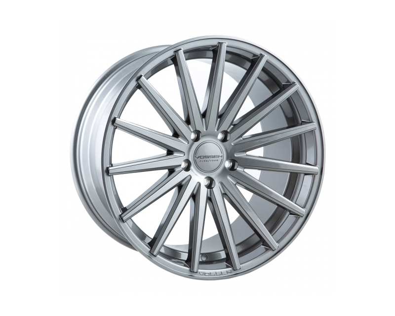 Vossen VFS2-9B46 VFS2 Silver with Polished Face Flow Formed Wheel 19x9 5x120 35mm