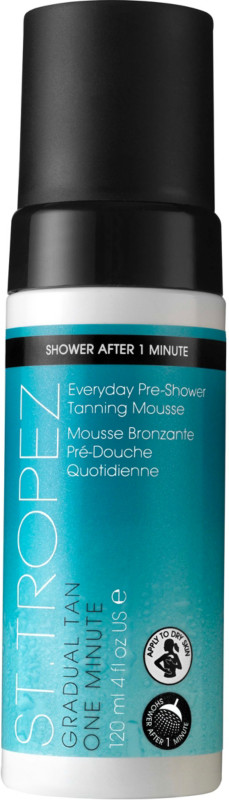 Gradual Tan Pre Shower Mousse