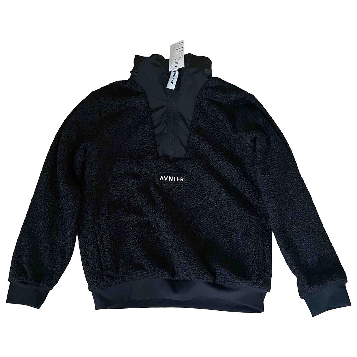 Non Signé / Unsigned \N Black Knitwear & Sweatshirts for Men XL International