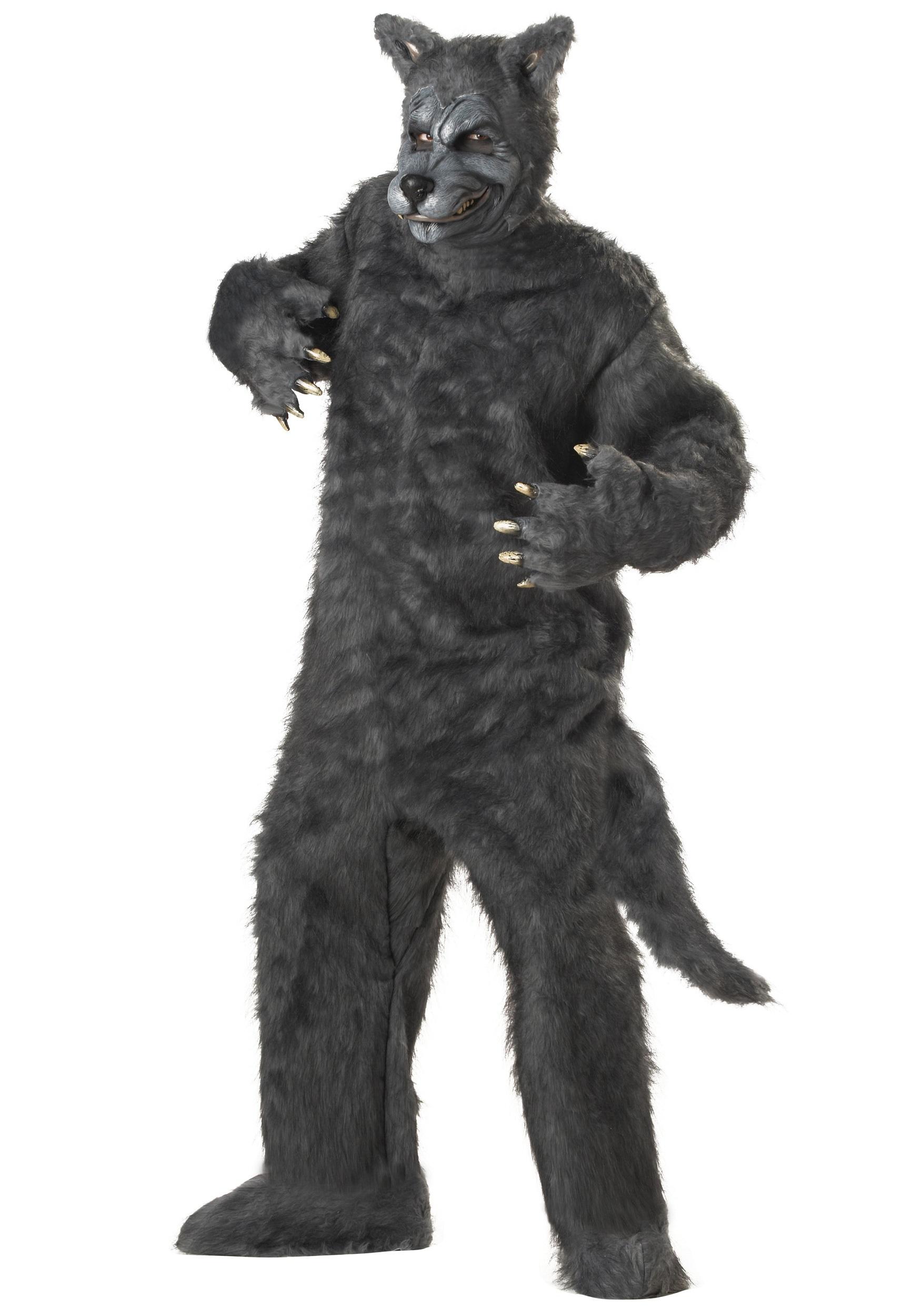 Big Bad Wolf Costume | Storybook Character Costume