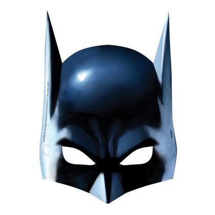 Batman 8 Party Masks Pour la fête d'anniversaire