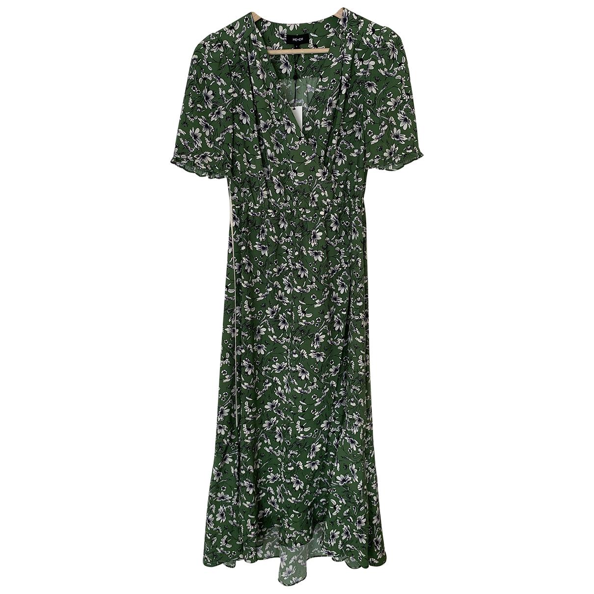 Me+em - Robe   pour femme - vert