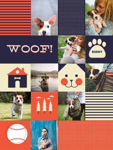 Pets Fleece Baby Blanket, 30x40, Gift -Doggy Dearest