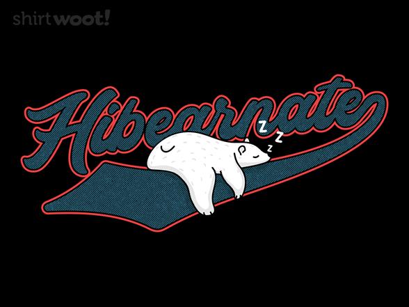 Team Hibernate T Shirt