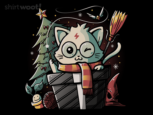 Meowgical Gift T Shirt