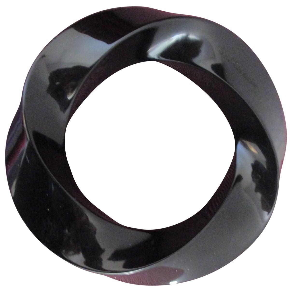 Guy Laroche \N Armband in  Schwarz Kunststoff
