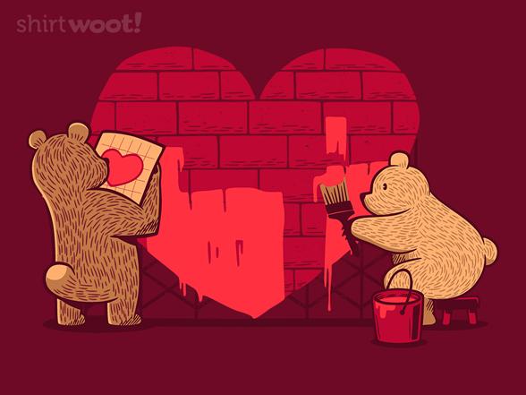 Building Our Love T Shirt