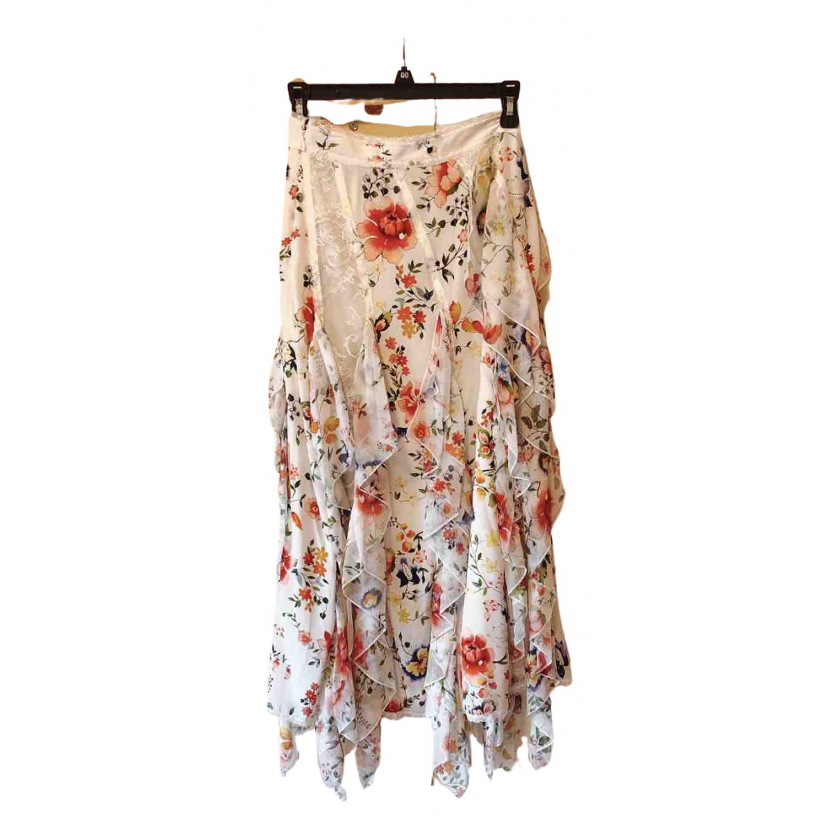 Alice & Olivia \N Multicolour Silk skirt for Women 0 0-5