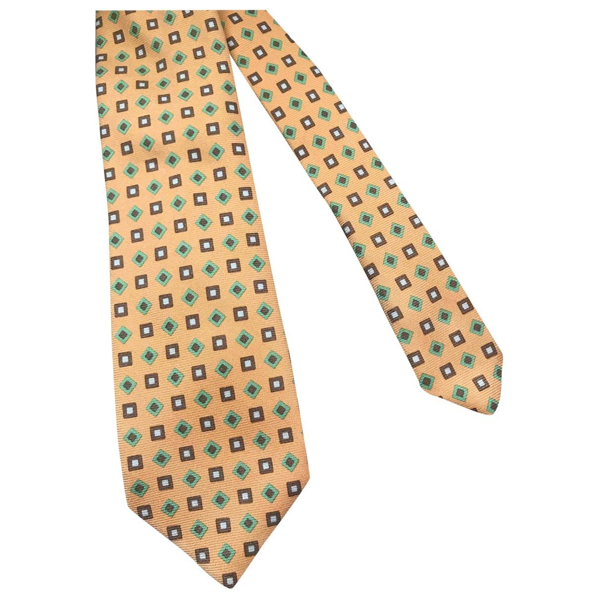 Corbata de Cachemira Kiton