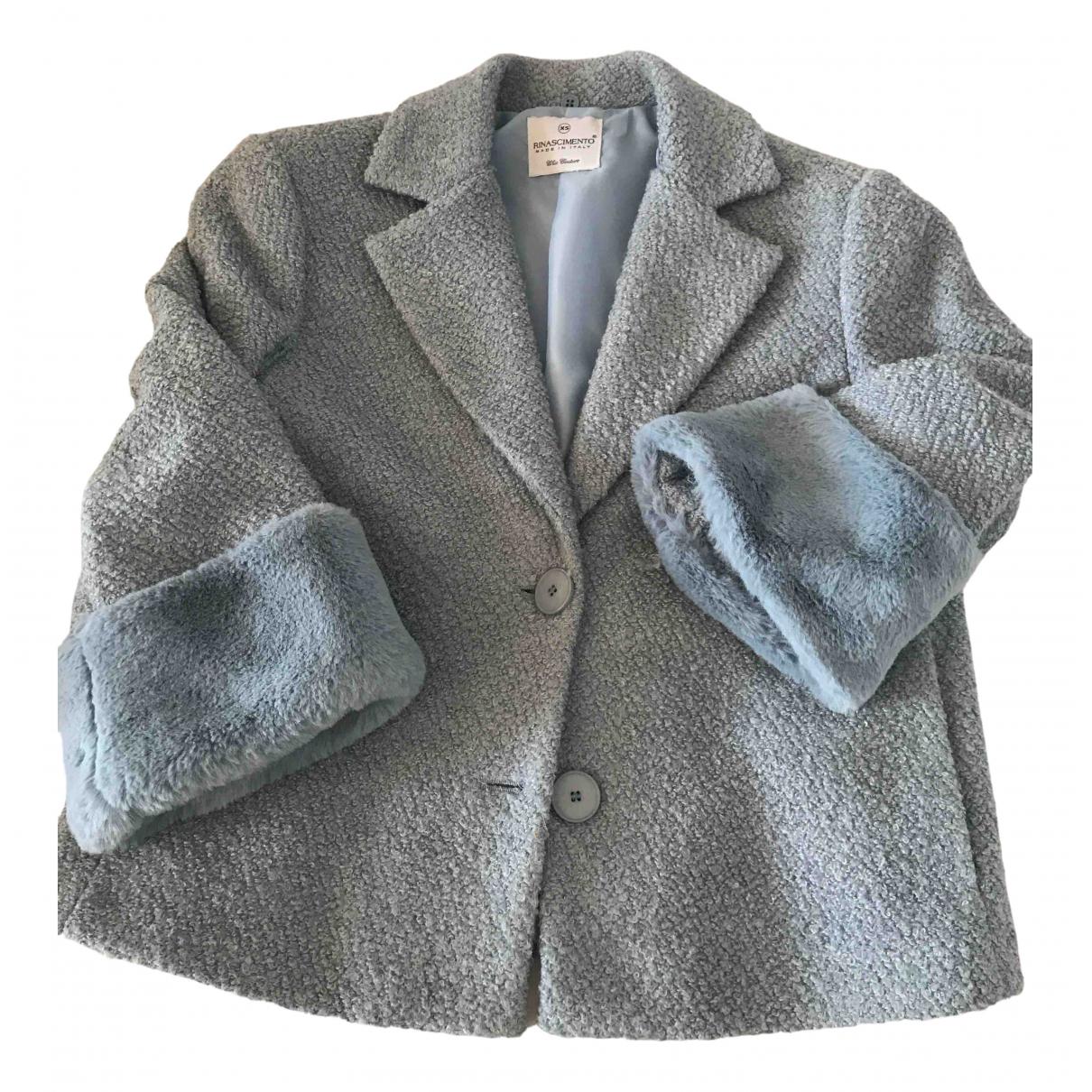 - Veste   pour femme - turquoise