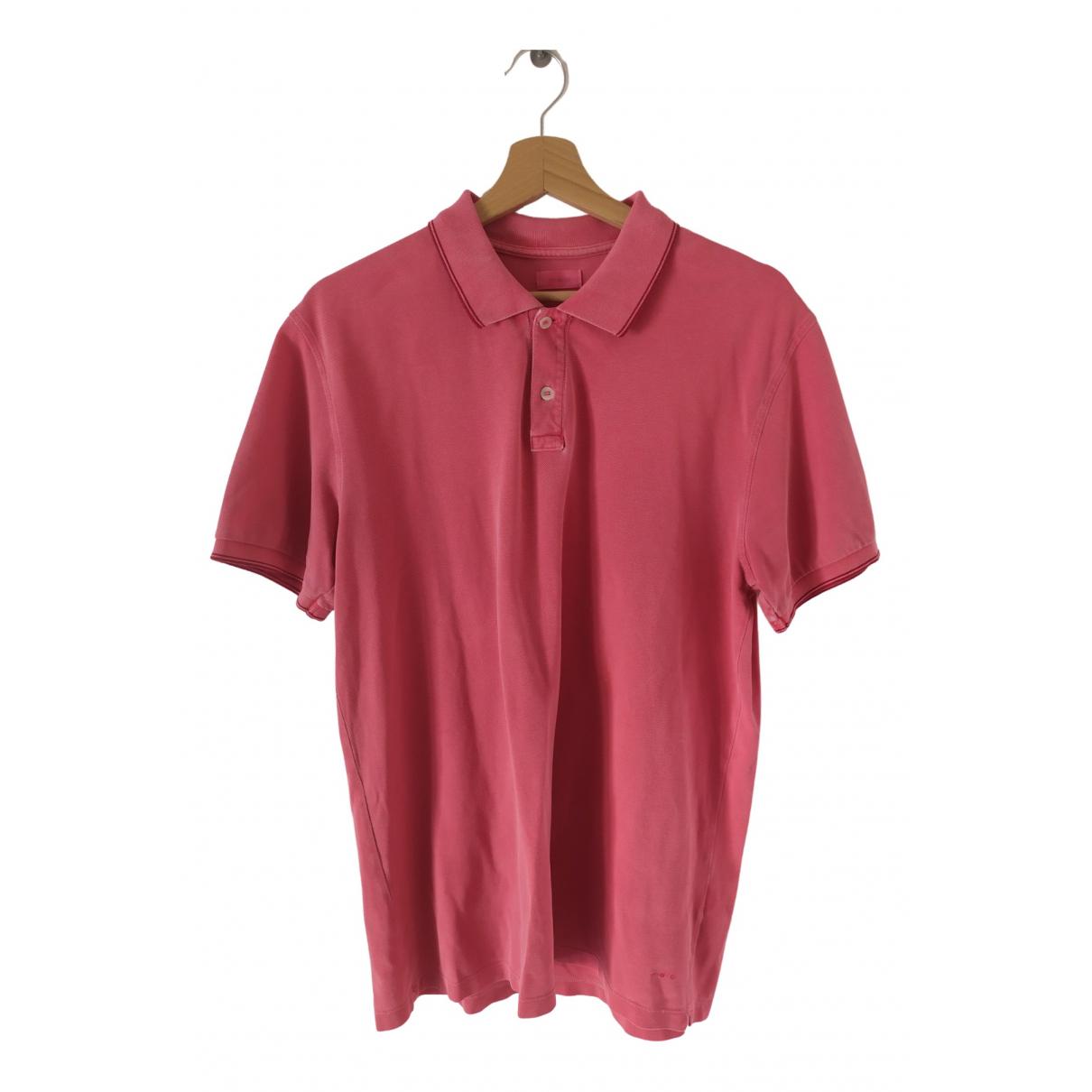 Malo - Polos   pour homme en coton - rose