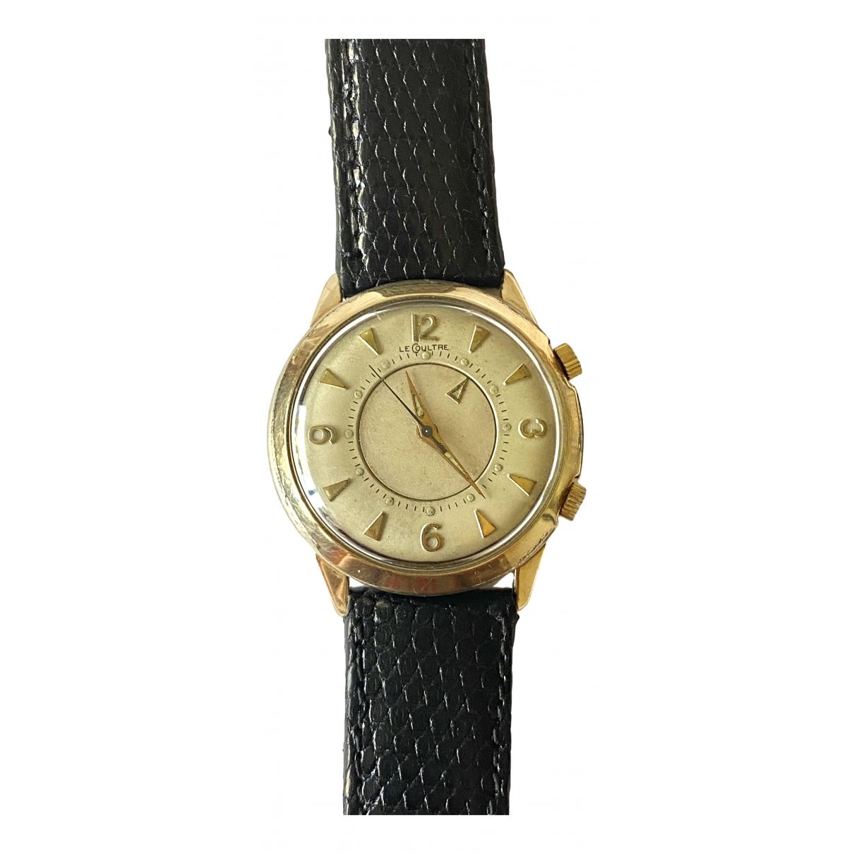 Relojes Memovox Jaeger-lecoultre