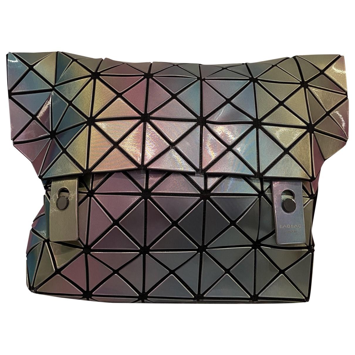 Issey Miyake \N Handtasche in  Bunt Polyester