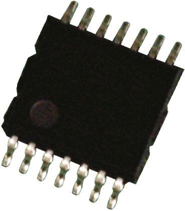 Toshiba TC74VHC11FT, Triple 3-Input AND Logic Gate, 14-Pin TSSOP (5)