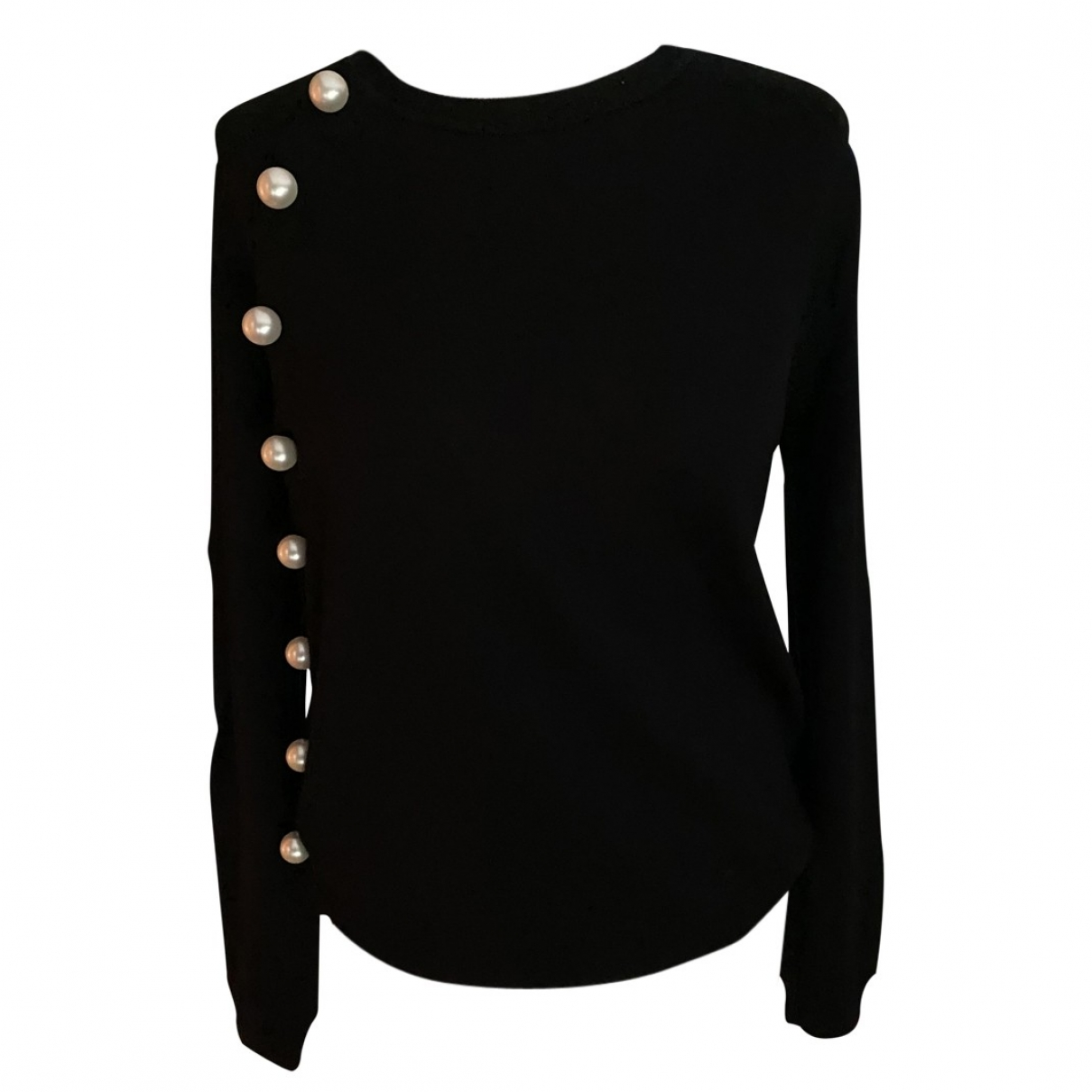 Altuzarra \N Pullover in  Schwarz Wolle