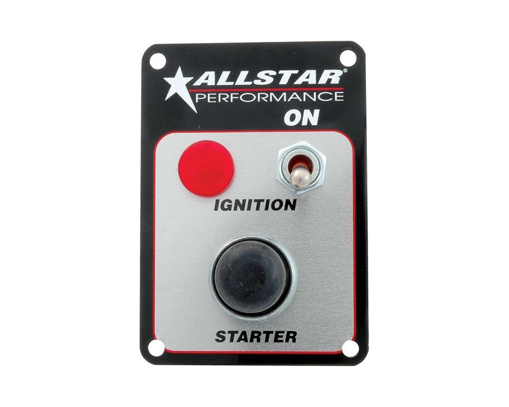 Allstar Performance ALL80162 Waterproof Switch Panel One Switch w/ Light ALL80162