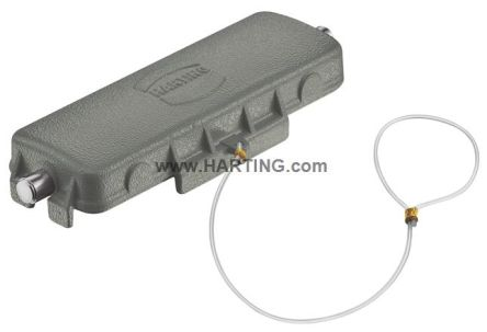 HARTING Han B Series Protection Cover, For Use With Cable to Cable Housing