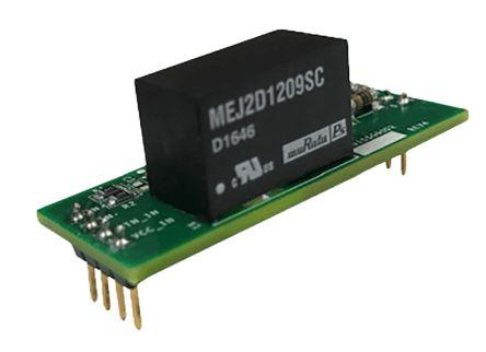Wolfspeed CGD15SG00D2 MOSFET Power Driver, ±9A 3-Pin