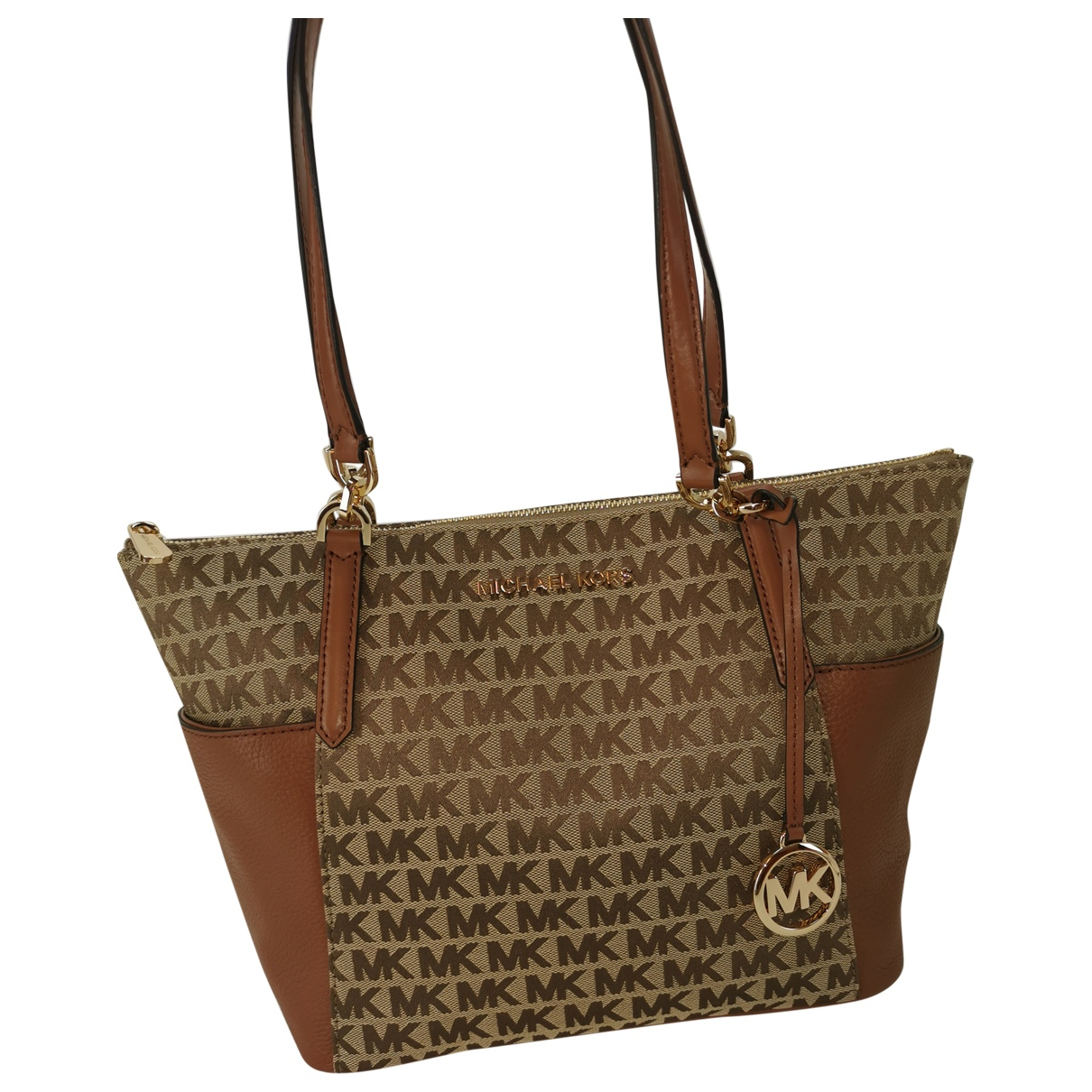 Michael Kors Bedford Brown Leather handbag for Women \N