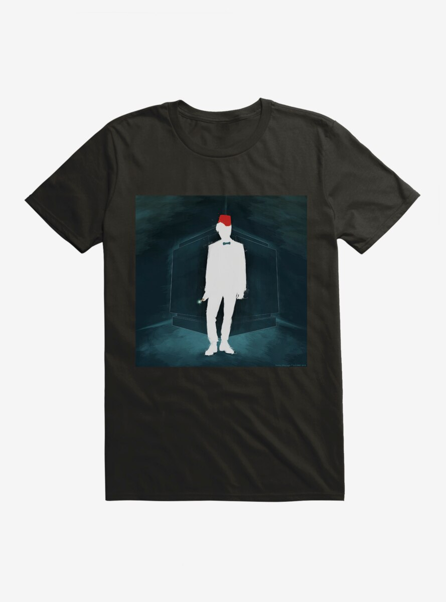 Doctor Who The Eleventh Doctor Silhouette T-Shirt