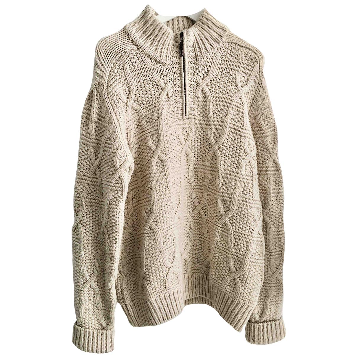 Timberland N Ecru Wool Knitwear & Sweatshirts for Men L International