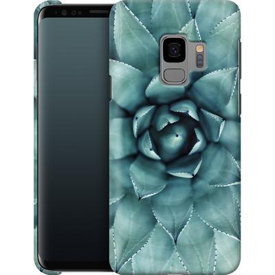 Samsung Galaxy S9 Smartphone Huelle - Beautiful Succulent von caseable Designs
