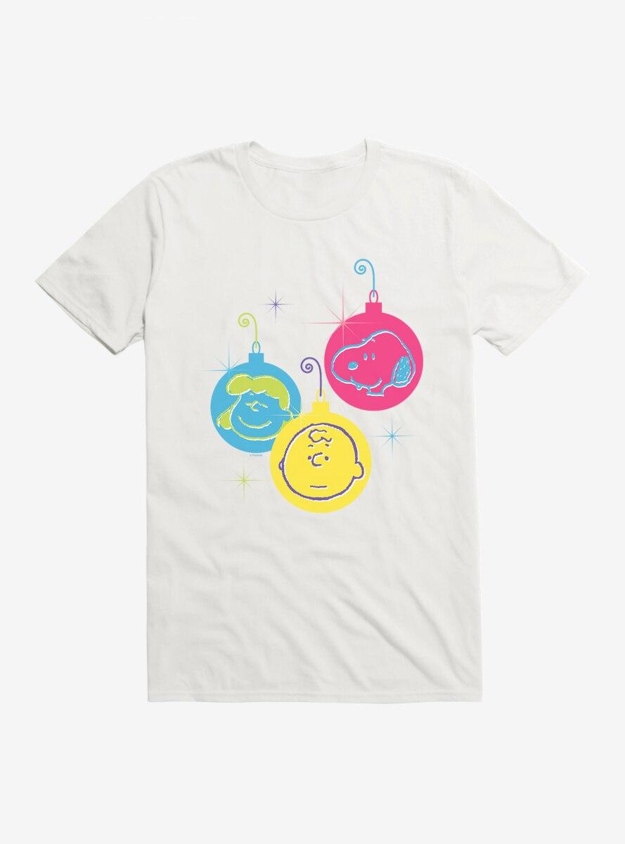 Peanuts Retro Pop Character Ornaments T-Shirt