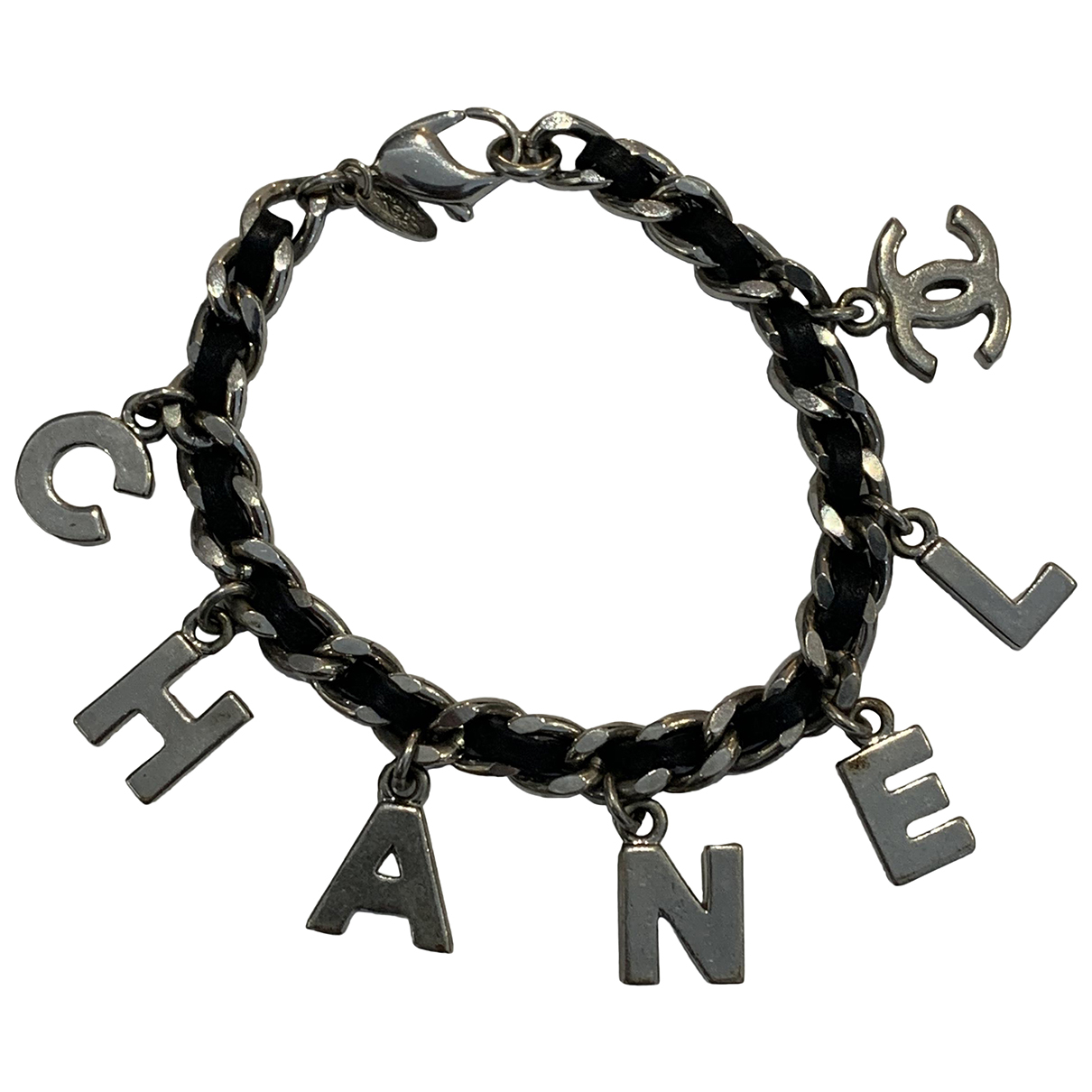 Chanel CHANEL Armband in  Silber Metall