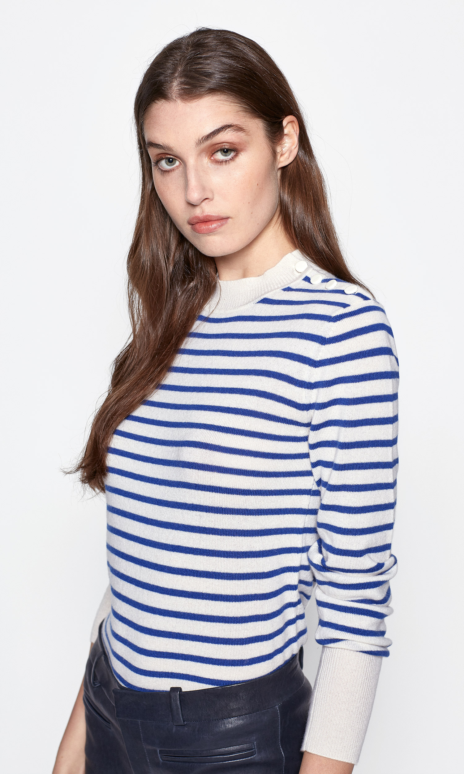 Clodee Cashmere Sweater by Equipment