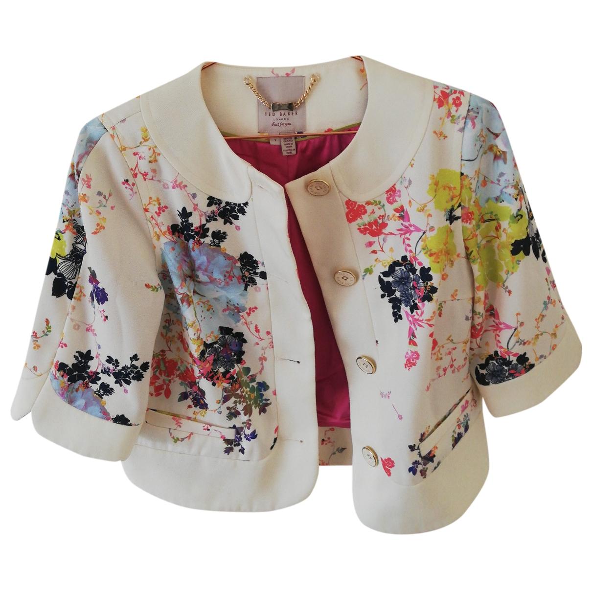 Ted Baker \N Linen jacket for Women 1 US